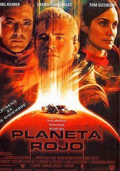 """Ver película Planeta Rojo online latino 2000 VK gratis completa HD sin cortes audio español latino online. Género: Ciencia ficción Sinopsis: """"Planeta Rojo online latino 2000 VK"""". """"Red Planet"""". Esta superproducción de ciencia ficción nos lleva hasta el año 2050,"""