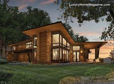 Home Design in Meadow Vista, CA | Architecture by Ward Young Architects and Planning