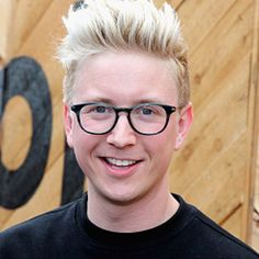 Tyler Oakley is among 7 YouTube stars already working hard to become the next Oprah!