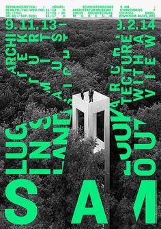 koichialtair:  Claudiabasel S AM - Schweizerisches Architekturmuseum, Basel