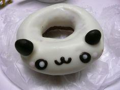 Panda donut!