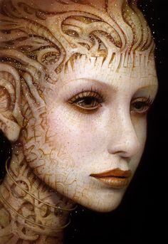 "Naoto Hattori's ""Genesis.""Brand new paintings by artist Naoto Hattori for his solo show, ""Genesis,"" opening Saturday, July 18th, 2015 at Copro Gallery in Santa Monica, California. These paintings are..."