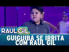 Raul Gil deixa menino irritado e ele dá uma lição no apresentador #timbeta #sdv #betaajudabeta