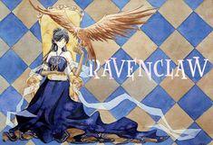 Finally took Pottermore quiz, I'm a Ravenclaw Harry Potter Fan Art, Harry Potter Anime, Harry Potter Universal, Harry Potter World, Harry Potter Hogwarts, Ravenclaw, Hogwarts Founders, Anime K, Rabe