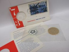 shopgoodwill.com: Bicentennial First Day Cover Commemorative Medal