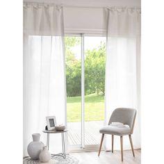 BOHÈME cotton tab-top curtain 110 x 250 cm