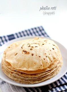 phulka roti recipe - soft indian homemade phulka roti recipe or chappati recipe with detailed steps & pictures. tips & tricks for making phulka roti soft.