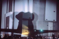 Rene Burri USA. Florida. Spatial center. 1979.