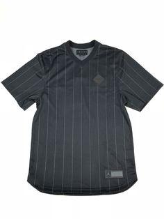 de7f78cb Nike Men's Air Jordan 9 Baseball Retro Jersey Black AH9909-010 Size XL MSRP  $90 888412721627 | eBay