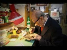 Adriano Porazzi mastro xilografo del Pulcinoelefante