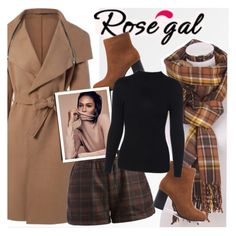 """""""ROSEGAL.com"""" by vict0ria ❤ liked on Polyvore featuring rosegal"""