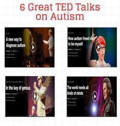 TED talks on autism
