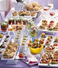 Perfect Party Buffet...