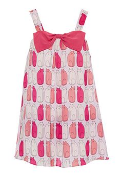 Image for Cat Nightie And Knicker from Peter Alexander