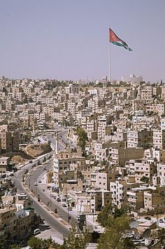 Amman, Jordan  Has been the haven of many Palestinians persecuted by Israel.  The countryside offers relief from congestion & exploration of history, as well as spas and exceptional cuisine.