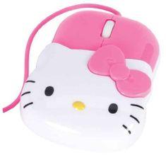 Hello Kitty Head USB Mouse (81809)