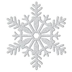 Host a Winter Wonderland theme party to celebrate the season. Shop for Winter Wonderland decorations: Hanging snowflake decorations, cascading snowflake centerpieces, and more. Snowflake Party, Snowflake Cutouts, Snowflake Decorations, Christmas Snowflakes, Christmas Decorations, White Snowflake, White Christmas, Christmas Trees, Christmas Diy