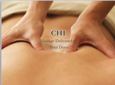 About Chi massage