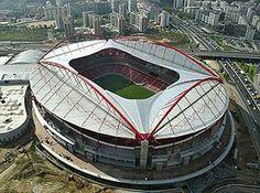 Estádio da Luz Lissabon