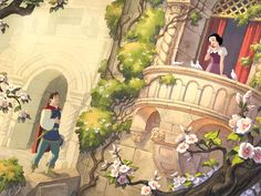 True love awaits. Snow White and the Seven Dwarfs, part of the all-new Walt Disney Signature Collection, is coming to Digital HD & Disney Movies Anywhere January 19. On Blu-ray February 2: : http://di.sn/6008BRASm