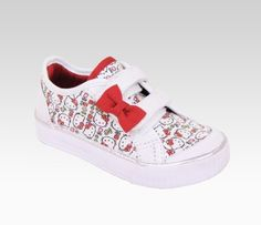 $44.00 - Hello Kitty Sequin Kids Keds: Red Bow - A must for my daughter!