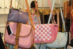 Think Pink - thread Pretty In Pink, Kate Spade, Handbags, Fashion, Moda, Totes, Fashion Styles, Purse, Hand Bags