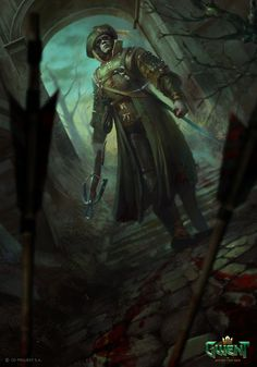 Gwent Is Still The Best-Looking Card Game Out There