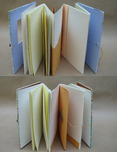 Useful Books Handmade Journals and Blank Books: Travel Journals