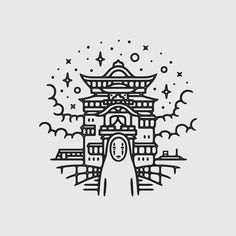 "4,728 Likes, 152 Comments - Liam Ashurst (@liamashurst) on Instagram: ""Lots of requests for a Spirited Away design so here you go! ⛩ Still looking for the best platform…"""