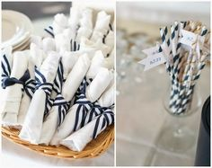 Nautical Maryland Wedding by Dana Cubbage Weddings