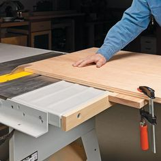 Top-Notch Cuts in Plywood | Woodsmith Tips