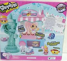 Shopkins World Vacation Boarding To USA Spk Hotdog Stand - Trouva Shoppies Dolls, Shopkins And Shoppies, Shopkins Guide, Shopkins World Vacation, Shopkins Season 8, Shopkins Happy Places, Shopkins Bday, Hot Dog Stand, Little Pet Shop