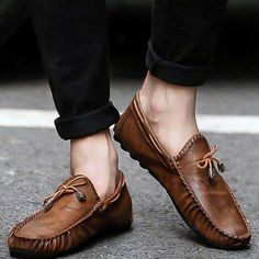 a9a34200bd01 Designer Casual Slip On Driving Shoes Summer Moccasins Soft Leather Flat  Loafers Chaussure Homme