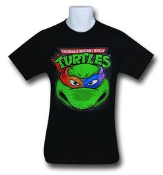Images of TMNT Multicolor Mask T-Shirt