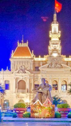 Cities- To Travel -    Ho Chi Minh City- Vietnam www.facebook.comloveswish