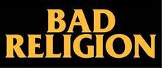 Bad Religion- Logo sticker (st16)