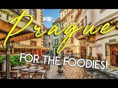 Prague is well-known for its beer, the clock and its bridge. Yet there are also some dishes that you absolutely have to try. Let's find out more about the best Czech food in Prague and where to eat where the locals eat. We'll go through secret gardens, historical cafés, and even an ancient bell tower!