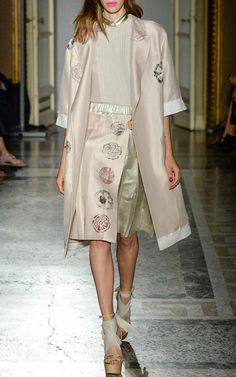 Aquilano.Rimondi Spring/Summer 2015 Trunkshow Look 37 on Moda Operandi