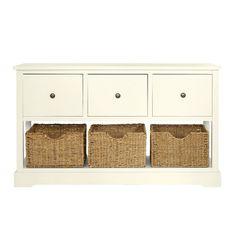 Cottage Ivory Bedroom Furniture Collection   Dunelm
