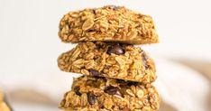 Healthy Pumpkin Oat Cookies - Running on Real Food