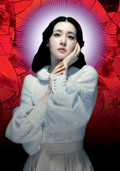 Sympathy For Lady Vengeance with Lee Young Ae by Oh Hein Kuhn