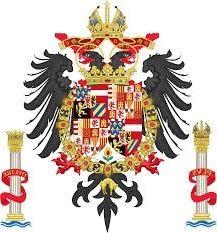 Escudo de armas de SM Carlos, Rey de España y Emperador del Sacro Imperio