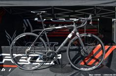 The Felt model for 2014 comes with SRAM Red 22 and hydraulic brakes. Cyclocross Bikes, Sea Otter, Otters, Bicycle, Felt, Magazine, Model, Bike, Felting