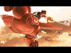 Kingdom Hearts 3 - Big Hero 6 Trailer (PS4). This makes me very happy. << I can't wait for this!<<< OH MY GOSH. I LOVE both KH and BH6,so I'm super excited about this. I knew already, but hearing someone from Disney say it was twice as epic.
