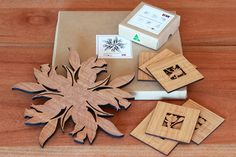 Gift Bundle: Australian Gumleaf & Wildflower Combo | Australian Woodwork - FREE Gift Wrapping - FREE Handwritten Gift Card - Fast Same Day Shipping - FREE Shipping for orders over $100 - Our usual Money Back Quality Guarantee!