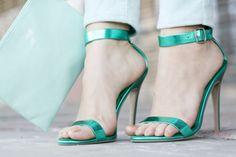 Nice heels and feet