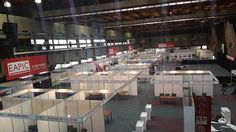 iFacts setting up the stand for EAPIC 2015 Nairobi, Kenya