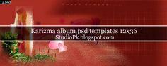 Karizma Album Psd Templates 12x36 Download ~ LUCKY STUDIO 4U