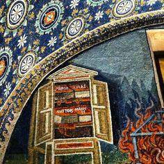 Os mosaicos de Ravenna, lindo! - Instagram by drilima