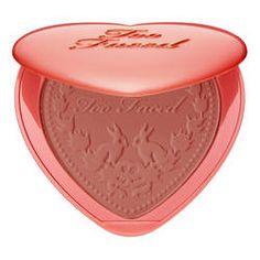 Love Flush - Fard à joues longue tenue de Too Faced sur sephora.fr : Toutes les plus grandes marques de Parfums, Maquillage, Soins visage et corps sont sur Sephora.fr